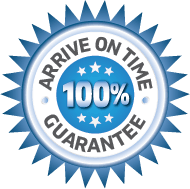 Arrive On Time Guarantee