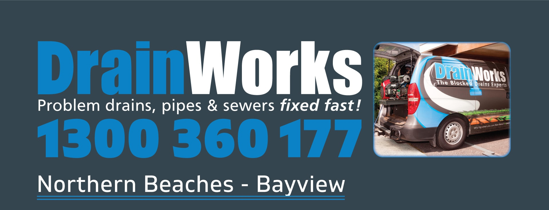 DrainWorks ? Bayview ? Northern Beaches Sydney