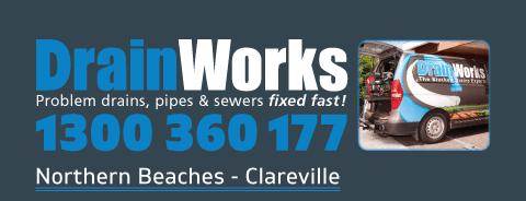 DrainWorks ? Clareville ? Northern Beaches Sydney
