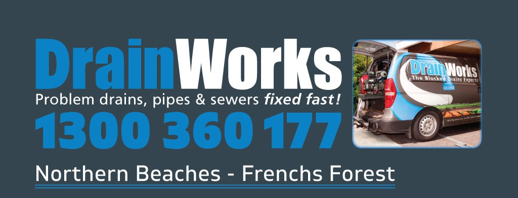 DrainWorks ? Frenchs Forest ? Northern Beaches Sydney